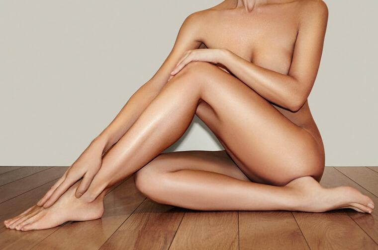 Imagen de mujer para la marca Olivolea